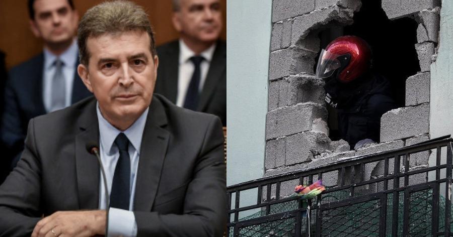 """Χρυσοχοΐδης: """"Πάρα πολλά παιδιά πλούσιων οικογενειών και επώνυμοι στις καταλήψεις"""""""