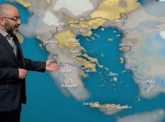 Καιρός: Τελείωσε ο χειμώνας; Ο Σάκης Αρναούτογλου δίνει την απάντηση για την εξέλιξη του καιρού (video)