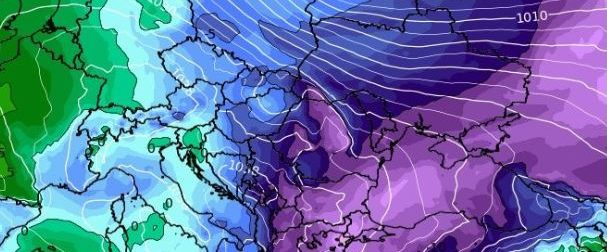 Καιρός: Καρέ – καρέ η τάση για σοβαρή ψυχρή εισβολή την ερχόμενη εβδομάδα (videos)