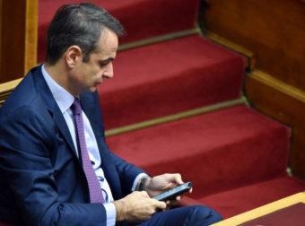 Κορονοϊός: Παρέμβαση Μητσοτάκη στη Βουλή – Στις 12:00 η συζήτηση για τα μέτρα