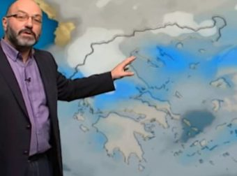 Καιρός: «Προσοχή στους θυελλώδεις ανέμους»! Εκτακτη προειδοποίηση του Αρναούτογλου (vid)