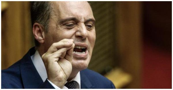 Ο Βελόπουλος αμφισβητεί την πανδημία – «Κάτι δεν κολλάει»