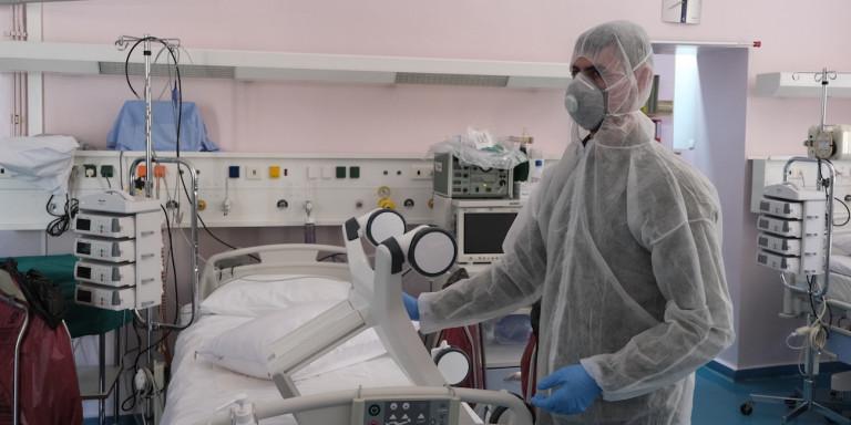 Ευχάριστα νέα: «Βγαίνουν ασθενείς από ΜΕΘ, πάνε ήδη σπίτι -Αν δεν παίρναμε μέτρα ίσως γινόμασταν Ιταλία-Ισπανία»