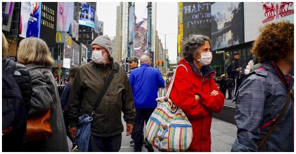 Κορωνοϊός: Αλματώδης αύξηση των νεκρών στη Νέα Υόρκη – Μέσα σε μια μέρα 594 θάνατοι πριν 10 λεπτά