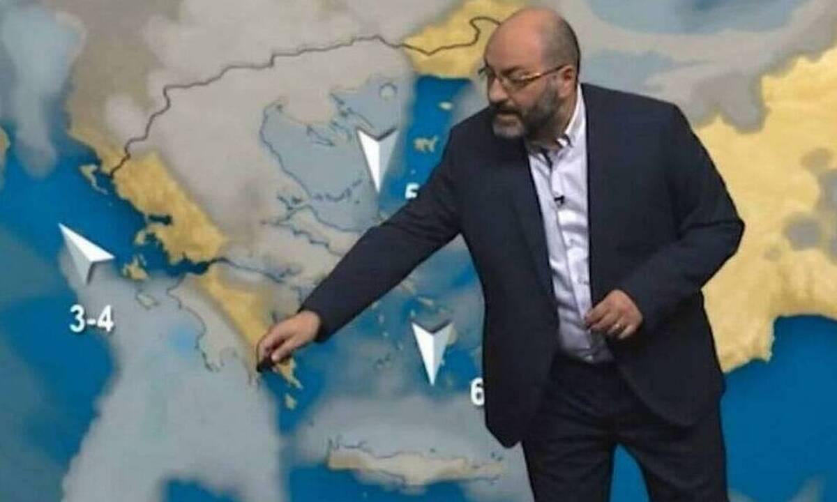Καιρός: Νέα αλλαγή του καιρού από την Κυριακή. Σε ποιες περιοχές; Η ανάλυση του Αρναούτογλου (vid)
