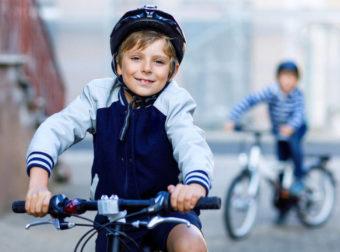 7 tips για να μάθετε στο παιδί σας ποδήλατο (pics)