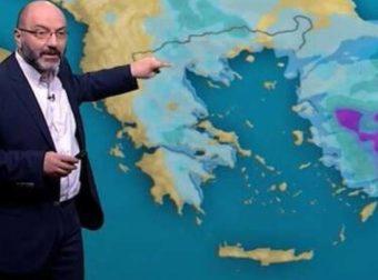 Καιρός: Πού θα βρέξει το Σαββατοκύριακο; Νέα κακοκαιρία από τη Δευτέρα!