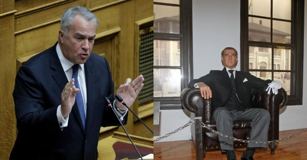 Βορίδης: Να κάνουμε το μουσείο Κεμάλ μουσείο μνήμης της Γενοκτονίας του Ελληνισμού