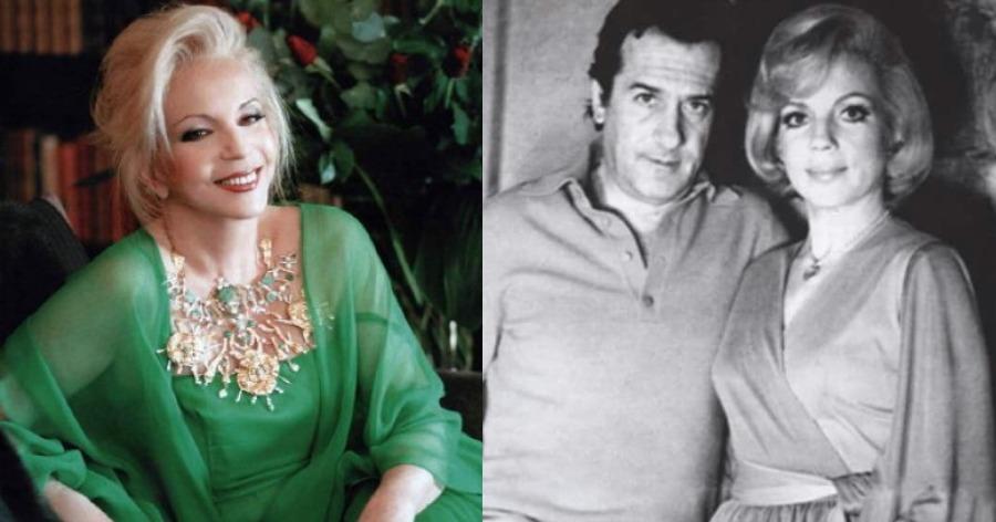 Νόνικα Γαληνέα: Η θυελλώδης σχέση με τον Αλέκο Αλεξανδράκη και η σπάνια εμφάνιση της στα 81 της χρόνια