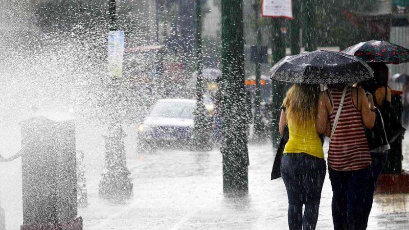 Έκτακτο δελτίο επιδείνωσης καιρού: Έρχονται καταιγίδες, χαλάζι και ισχυροί άνεμοι