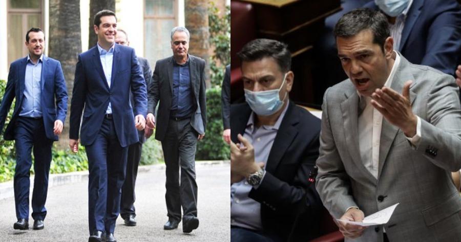 Αλέξης Τσίπρας: Mόλις αναλάβoυμε ξανά, θα καταργήσουμε ξεπερασμένες μεταρρυθμίσεις