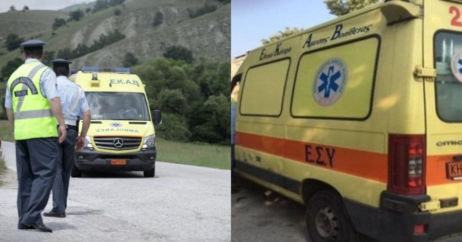 Τραγωδία στην Κρήτη: Όχημα έκανε όπισθεν και έπεσε σε γκρεμό. Νεκρή η συνοδηγός.