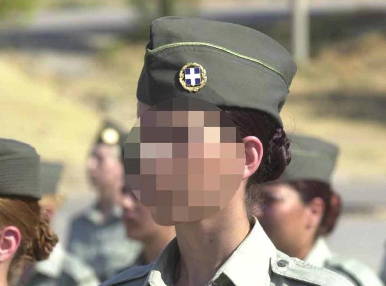 Συνελήφθη γυναίκα στρατιωτικός επειδή δεν ήθελε να της βάλουν πρόστιμο για μάσκα