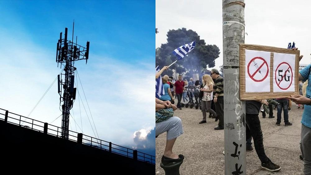 Ψηφίστηκε ο νόμος για το 5G που θα φέρει υψηλής ταχύτητας mobile κορωνοϊό παντού