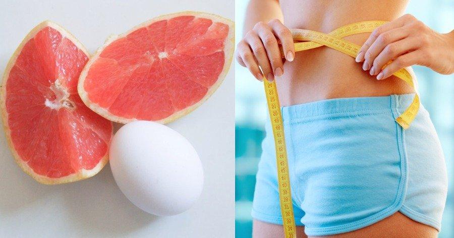 Δίαιτα με αυγά και γκρέιπφρουτ: Χάσε 5 κιλά σε μία εβδομάδα – Τι πρέπει να τρως καθημερινά
