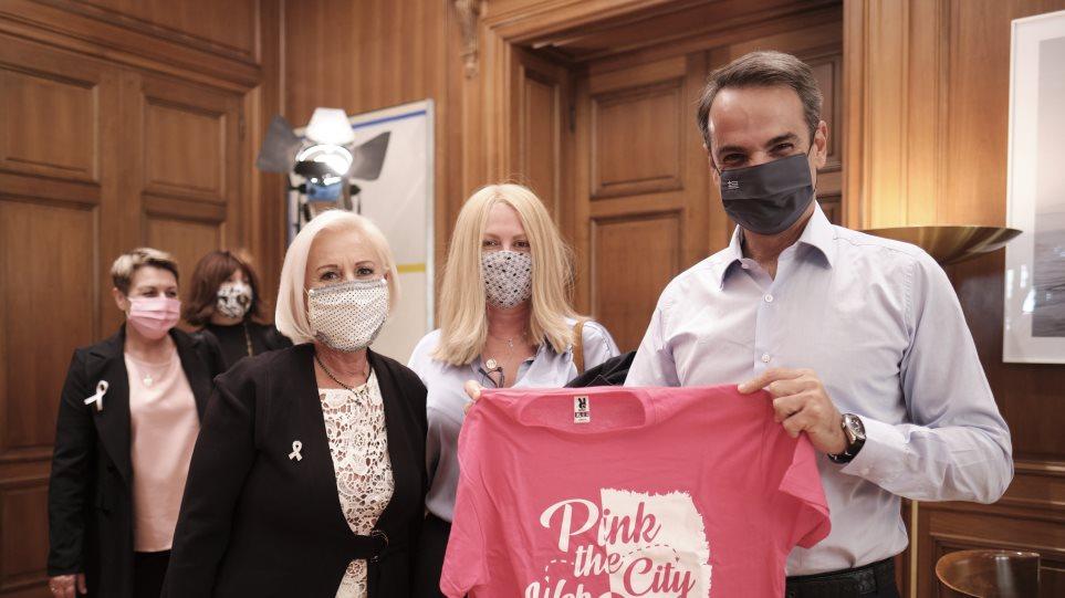 Μητσοτάκης: Δωρεάν μαστογραφία ανά δύο χρόνια για όλες τις γυναίκες άνω των 49 ετών