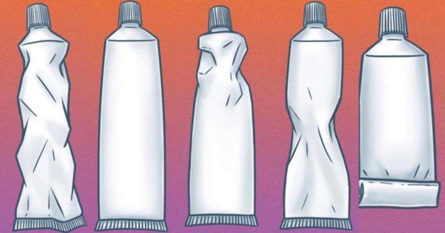 Τεστ προσωπικότητας: Διάλεξε τον τρόπο που πιέζεις την οδοντόκρεμα και δες τι φανερώνει για τον χαρακτήρα σου