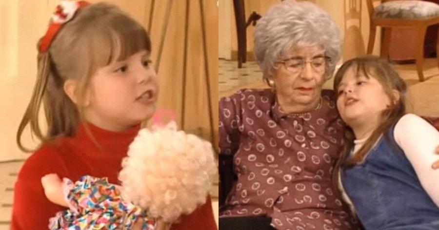 Η μικρή Αγγελικούλα από τη σειρά «Ντόλτσε Βίτα», μεγάλωσε και έγινε μια πανέμορφη γυναίκα