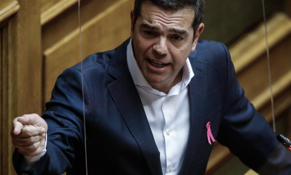 Τσίπρας: «Όταν επανέλθουμε στη διακυβέρνηση θα καταργήσουμε τον Πτωχευτικό σας»