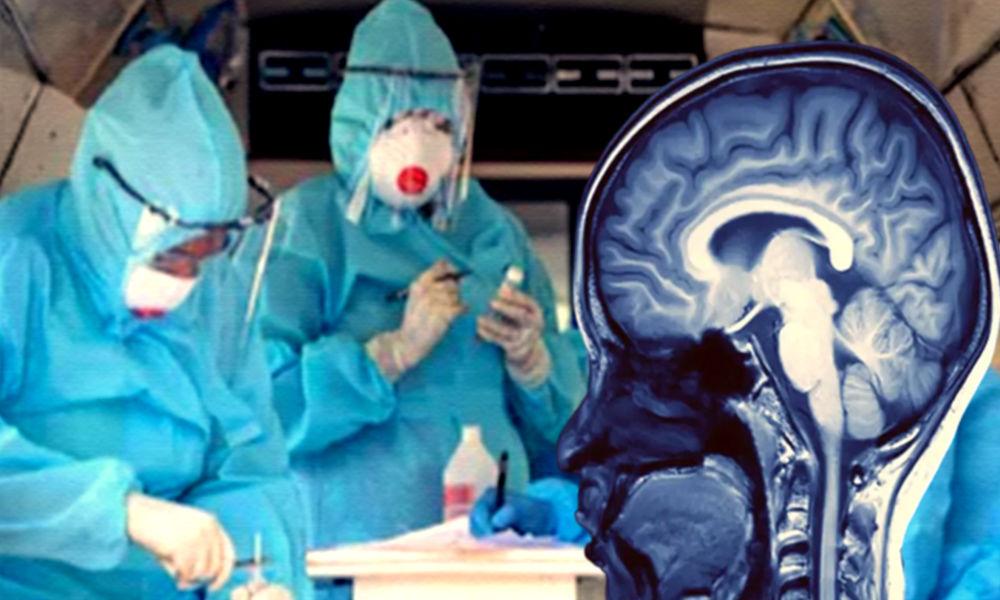 Ο κορωνοϊός μπορεί να «γεράσει» τον εγκέφαλο μέχρι και 10 χρόνια
