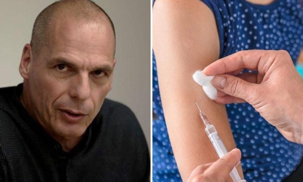 Βαρουφάκης: «Οποίος δεν κάνει το εμβόλιο κορωνοϊού είναι απαράδεκτος και τζαμπατζής»