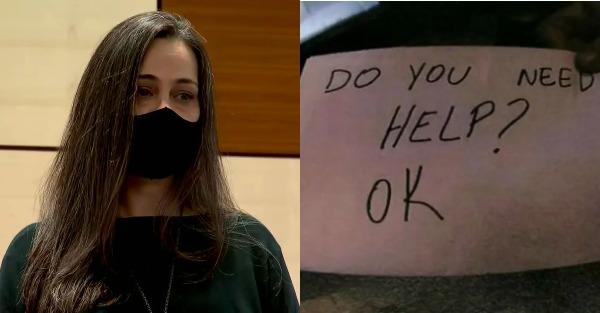 Σερβιτόρα έσωσε κακοποιημένο 11χρονο από τους γονείς του με ένα σημείωμα