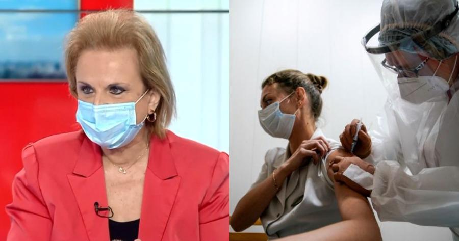 Παγώνη: Δεν βλέπω ανοσία τον Ιούνιο, η διαδικασία του εμβολιασμού προχωρά πολύ αργά