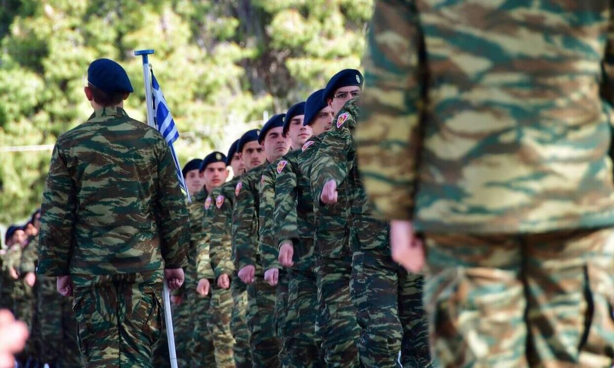Αύξηση της θητείας στο Στρατό αποφάσισε το ΚΥΣΕΑ – Δείτε πόσους μήνες θα διαρκεί πλέον