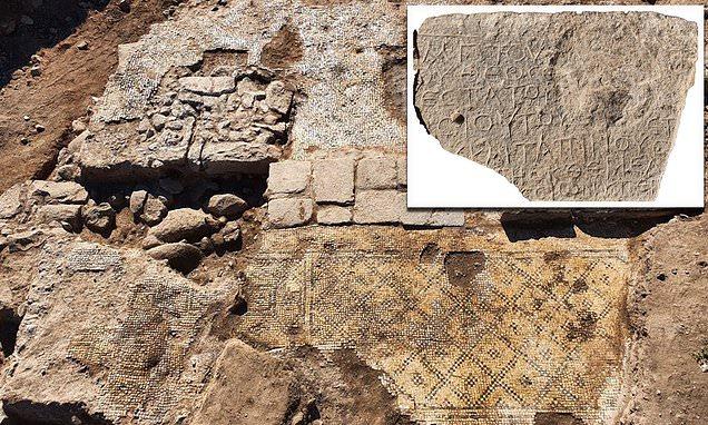 «Χριστός, γεννημένος από τη Μαρία»: Επιγραφή 1.500 ετών στα αρχαία ελληνικά βρέθηκε στο Ισραήλ