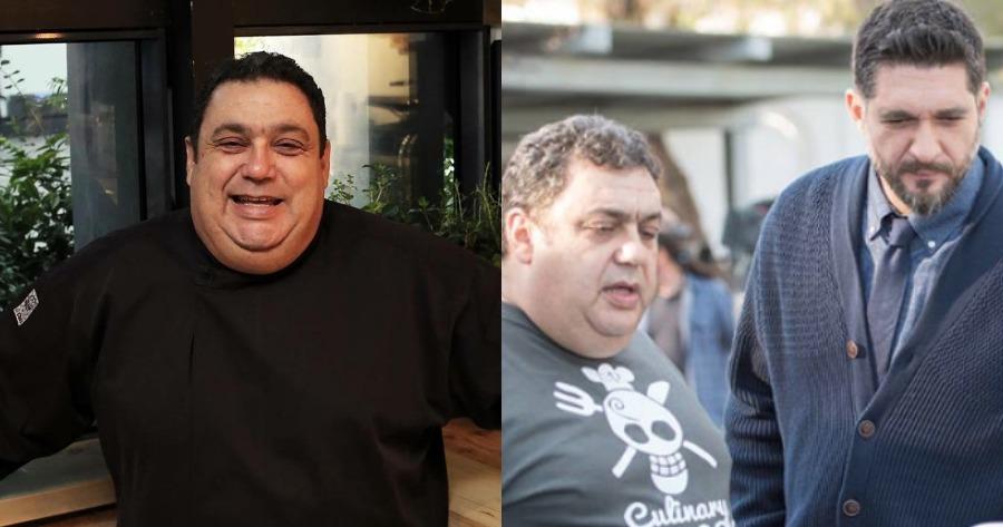Χριστόφορος Πέσκιας : Έχασε 35 κιλά και είναι εντυπωσιακή η αλλαγή.