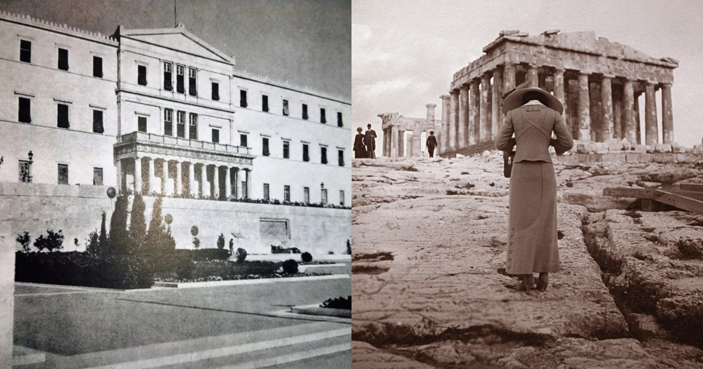 Θα τα έχτιζαν στον βράχο της Ακρόπολης: Η συναρπαστική ιστορία των ανακτόρων που έγιναν η σημερινή Βουλή