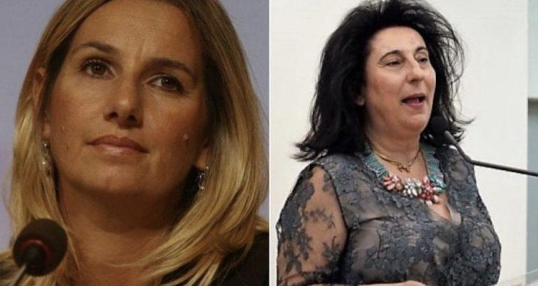 Λένα Αξιόγλου: H Σοφία Μπεκατώρου δεν είναι «κυρία» και δεν θα γίνει πoτέ