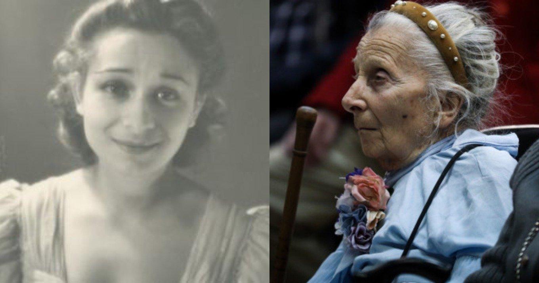 Τιτίκα Σαριγκούλη: Η αθυρόστομη γιαγιά, οι αποβολές, η πενιχρή σύνταξη, η φτώχεια και το βαρύ εγκεφαλικό