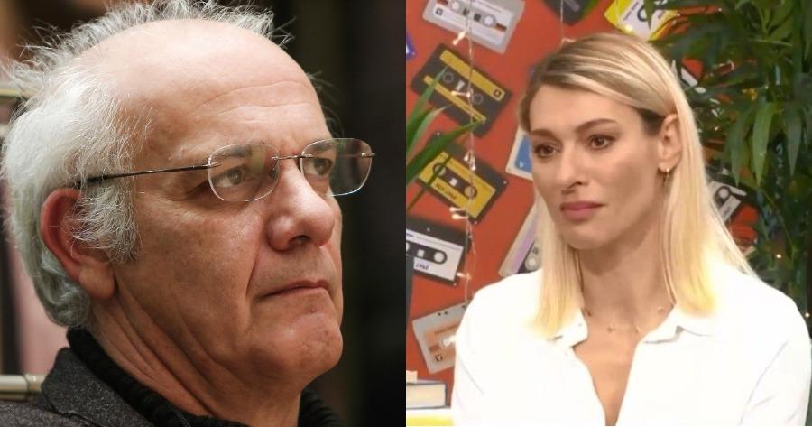 Γιώργος Κιμούλης : Απαντάει στην Ζέτα Δούκα για τις καταγγελίες ότι την χτύπησε στο θέατρο