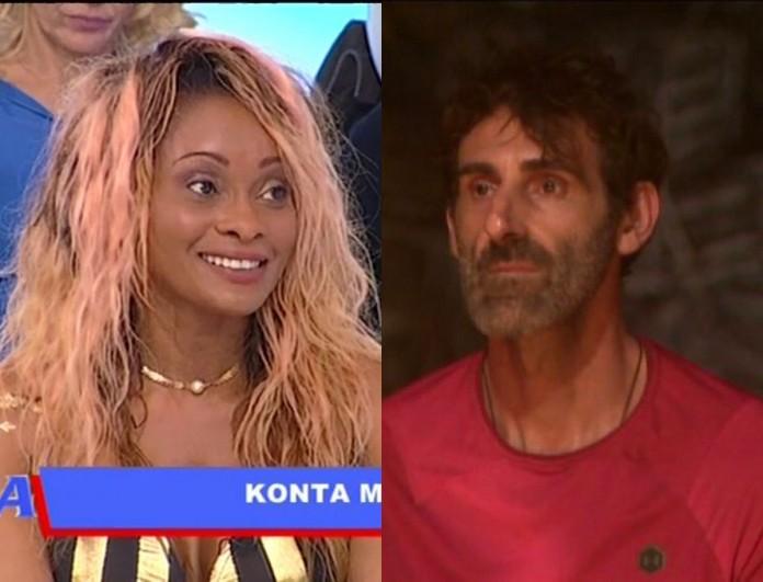 Survivor 4: Ο Γιώργος Κοψιδάς είχε σχέση με την Τσίλα – Survivor – Youweekly