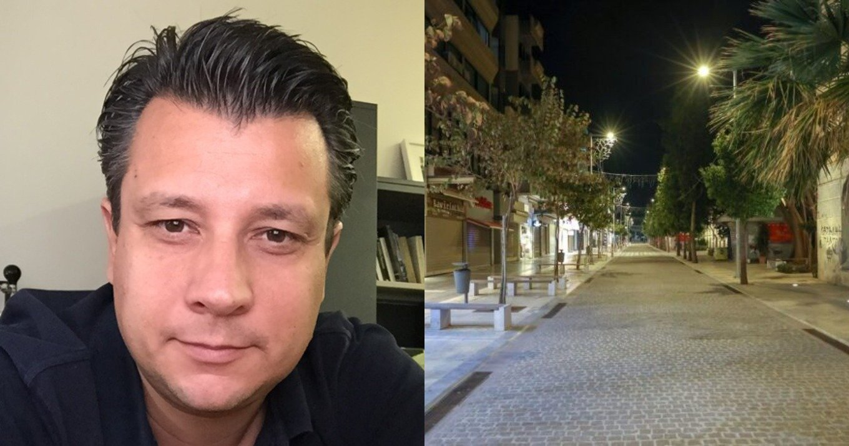 Μανώλης Δερμιτζάκης: «Απαραίτητη παράταση lockdown για 2 εβδομάδες. Να εφαρμόσουμε «έξυπνα» μέτρα»