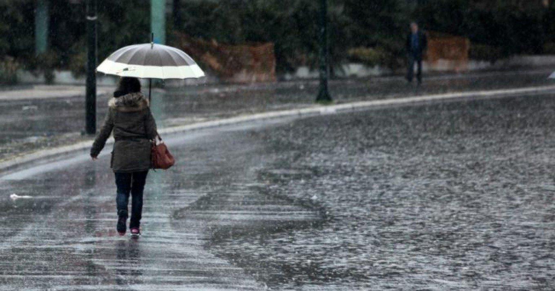 Καιρός: Βροχές και σημαντική πτώση της θερμοκρασίας