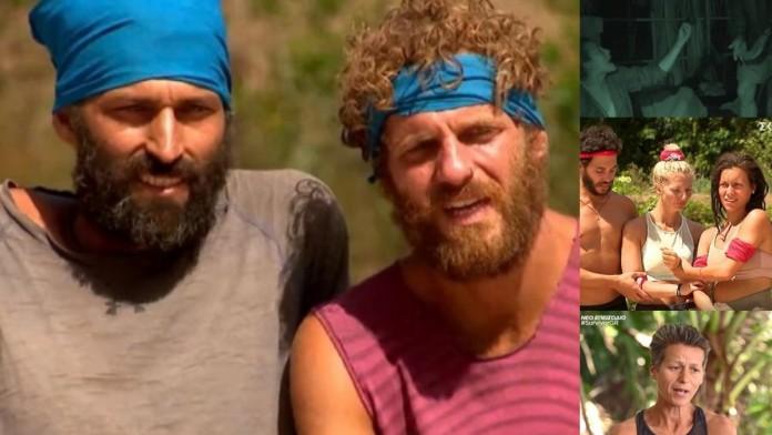 "Survivor 4 – highlights 2/3: Οι θεατές Κρις & Άλεξ, η κατάρρευση της Ελένης και το ""άδειασμα"" στον Τζέιμς – Survivor"