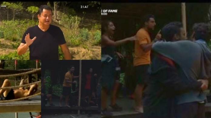 Survivor 4 – highlights 3/3: Ο τσακωμός Τζέιμς – Σάκη, τα κλάματα της Μαριαλένας και η αποχώρηση Σοφίας – Κρις – Survivor
