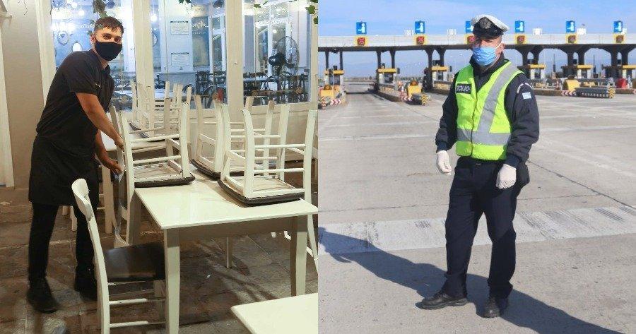 Lockdown: Πότε ανοίγουν καφετέριες, λιανεμπόριο και μετακινήσεις από νομό σε νομό – Οι πιθανές ημερομηνίες