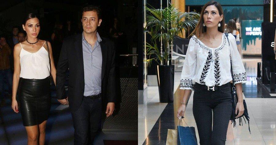 Ιωάννα Μπούκη: Η σύζυγος του Αντώνη Σρόιτερ σε σπάνια έξοδο με τις πανέμορφες κόρες τους