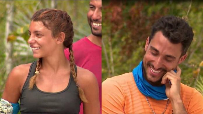 Survivor 4: Η ερώτηση του Ατζούν που προκάλεσε αμηχανία μεταξύ Μαριαλένας – Σάκη – Survivor