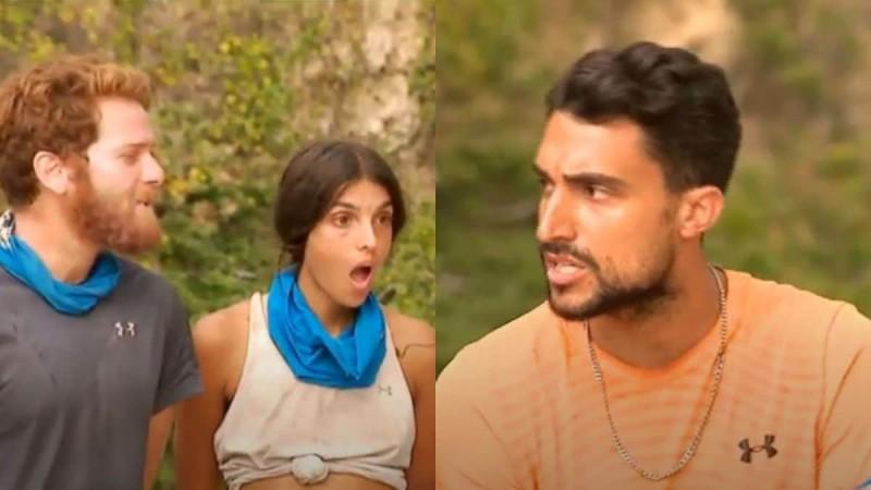 Survivor Trailer 8/3: Ο Σάκης ξανά εναντίον του Τζέιμς – Ποιος κερδίζει σήμερα την ασυλία (vid)