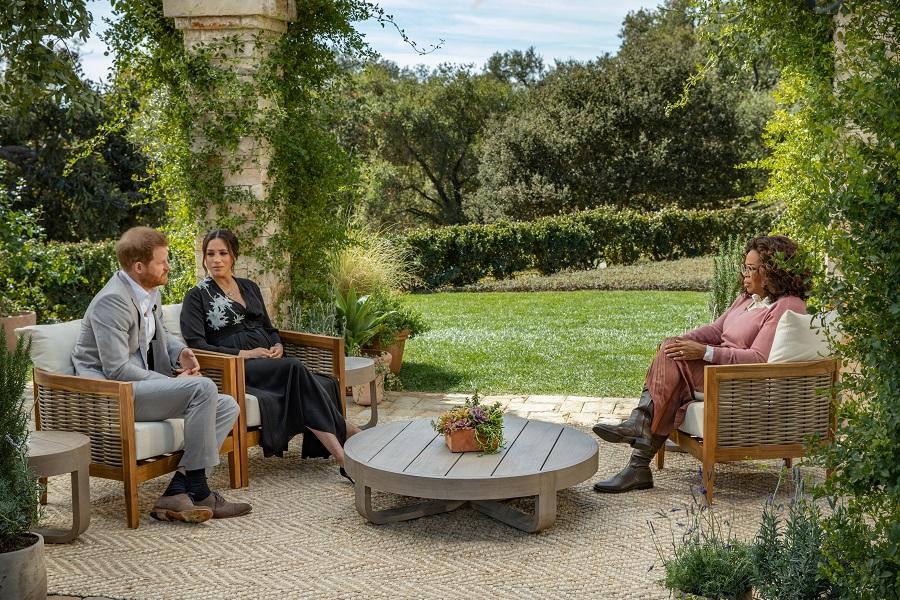 Σήμερα προβάλλεται στην ελληνική τηλεόραση η αποκαλυπτική συνέντευξη Χάρι-Μέγκαν