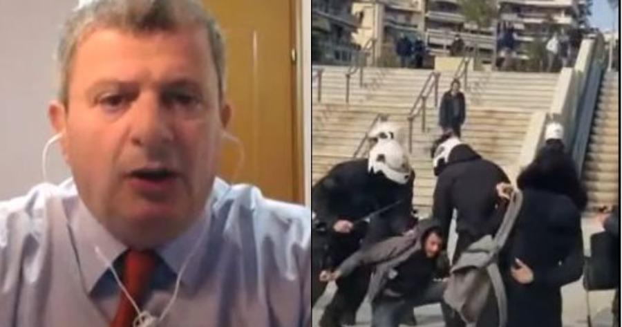 Εκπρόσωπος Αστυνομικών: «Ελπίζω η ηγεσία της Αστυνομίας να κόψει ποπούς, Αυτό που έγινε είναι ντροπή»