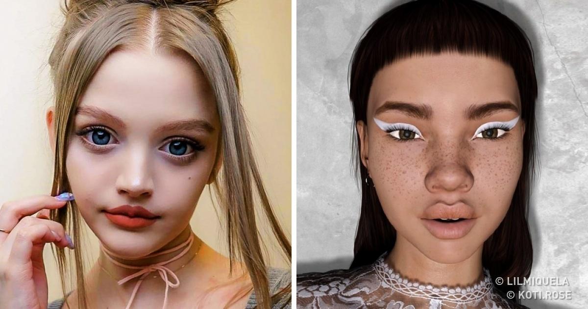 10 Ακραίες περιπτώσεις αληθινών Ανθρώπων που μοιάζουν σαν Ζωντανές Κούκλες. Με την Κοπέλα στο Νο.3, θα σας Πέσει το Σαγόνι!