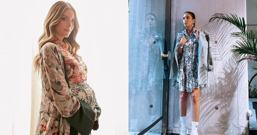 Αθηνά Οικονομάκου: Η φωτογραφία στον 8ο μήνα εγκυμοσύνης που σίγουρα δεν περιμέναμε…