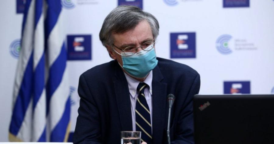Το «όχι» Τσιόδρα φέρνει αλλαγές στην επιτροπή των ειδικών
