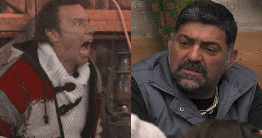 Άγριος καβγάς στη «Φάρμα»: Έξαλλος ο Τζώρτζογλου ούρλιαζε στον Ιατρόπουλο