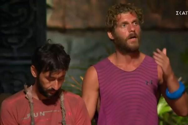 Survivor spoiler 10/04: Δύο πρώην παίκτες επιστρέφουν στο Survivor – Δεν είναι μόνο ο Κρις Σταμούλης! – Survivor